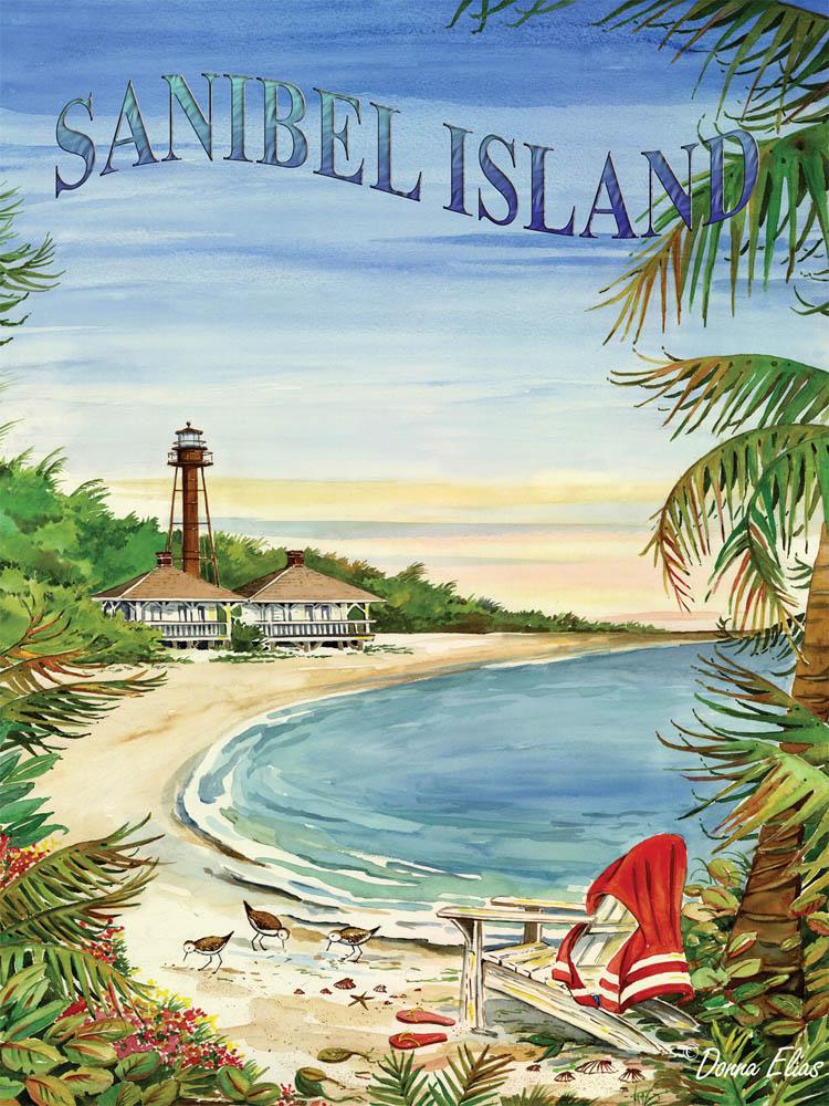 Sanibel Island Puzzle