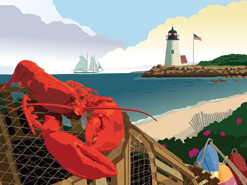 10602 Lobster Harbor