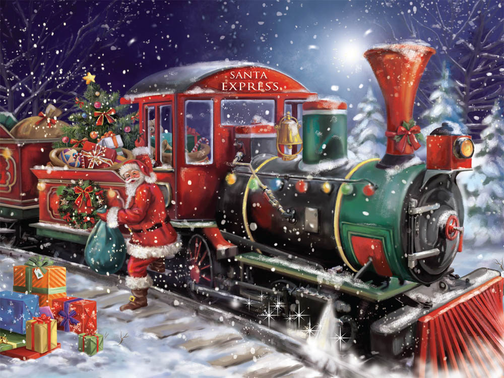 10702 Santa Express