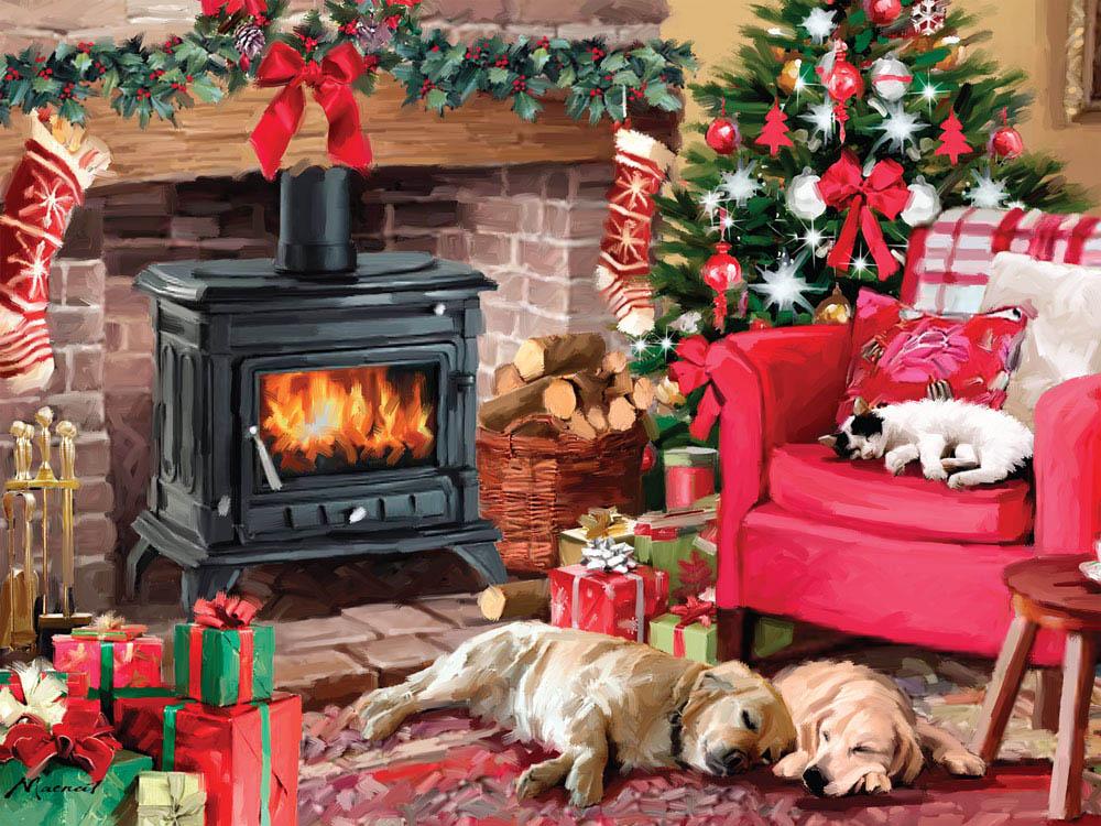 10703 Cozy Christmas