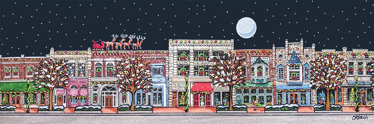 10711 Main Street Christmas