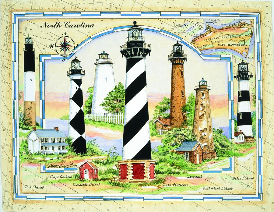 11003 Coastal Lights of NC