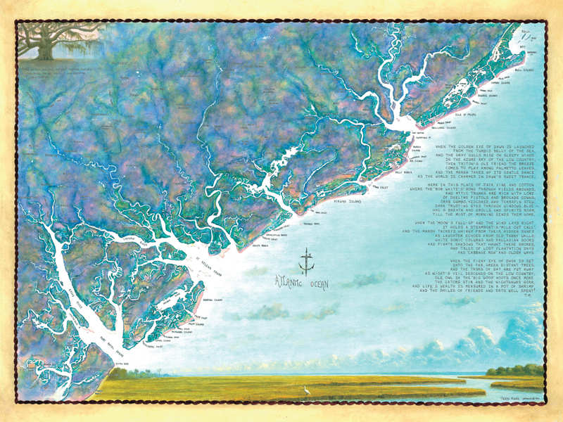 20506  Low Country Waterway