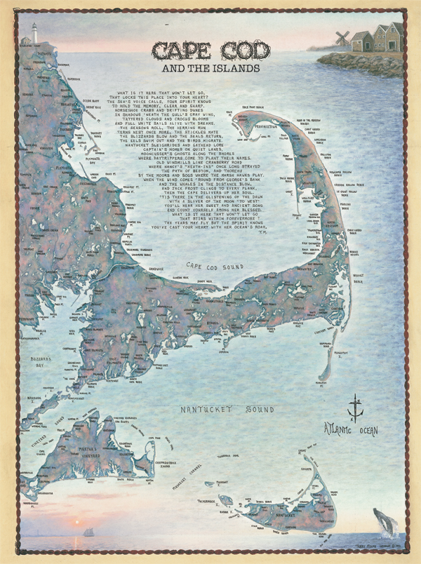 20507 Cape Cod & the Islands Waterways
