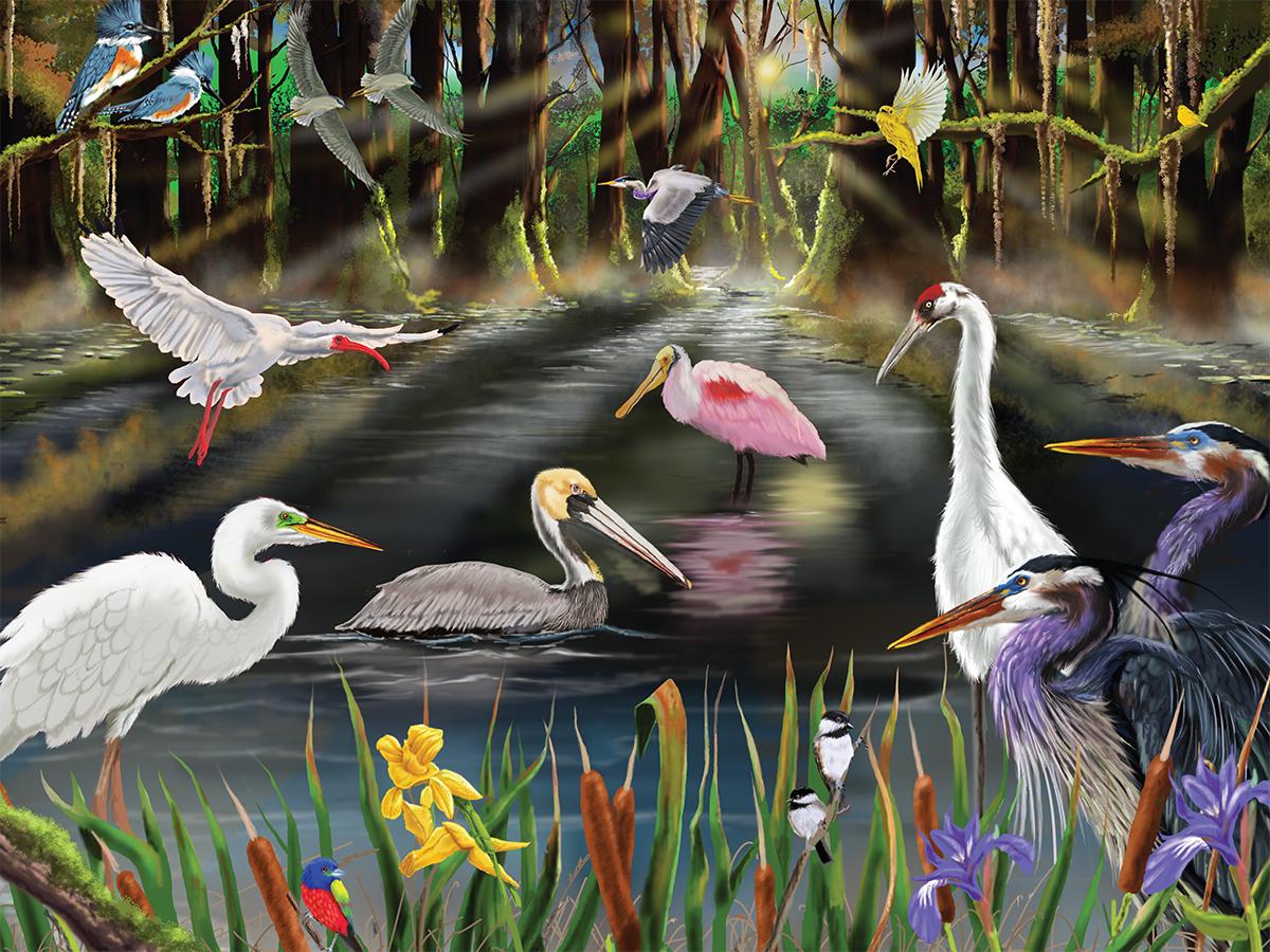 30710 Coastal Birds