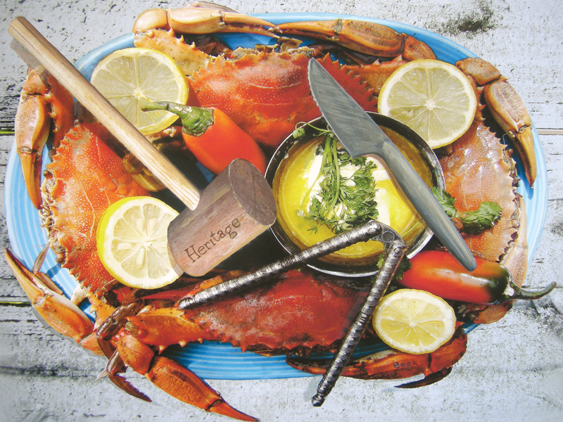 40513 Blue Crab Feast