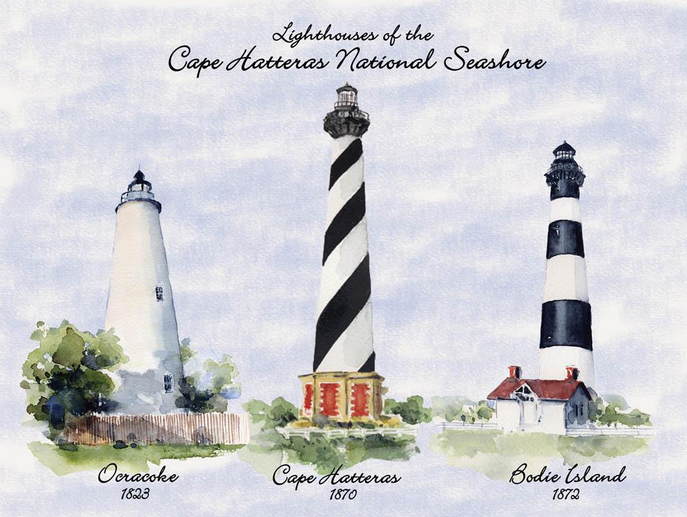 40574 Cape Hatteras Nat. Seashore