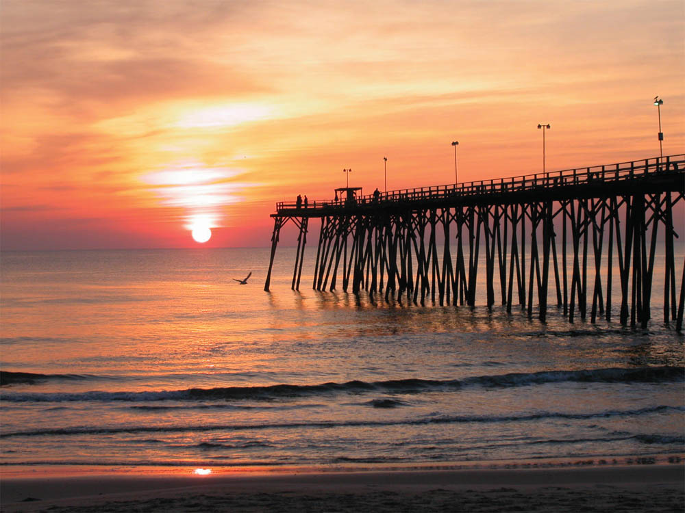 40577 Sunrise Pier