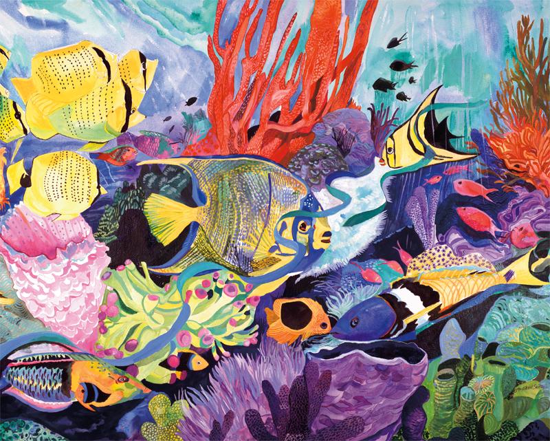 40601 Rainbow Reef
