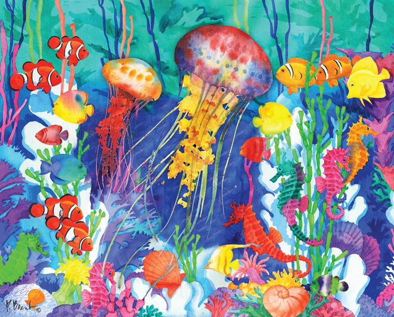 40607 - Jellyfish Lagoon