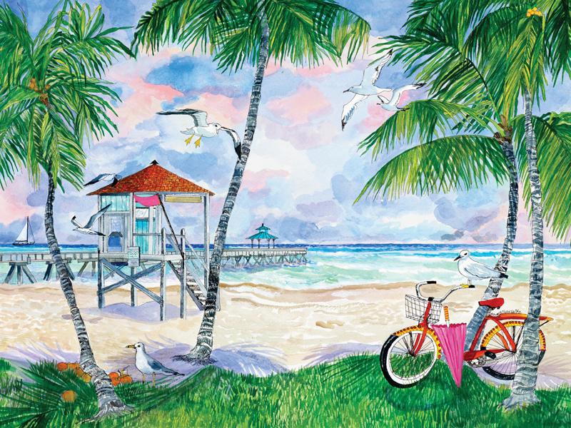 40609 Bike to the Beach