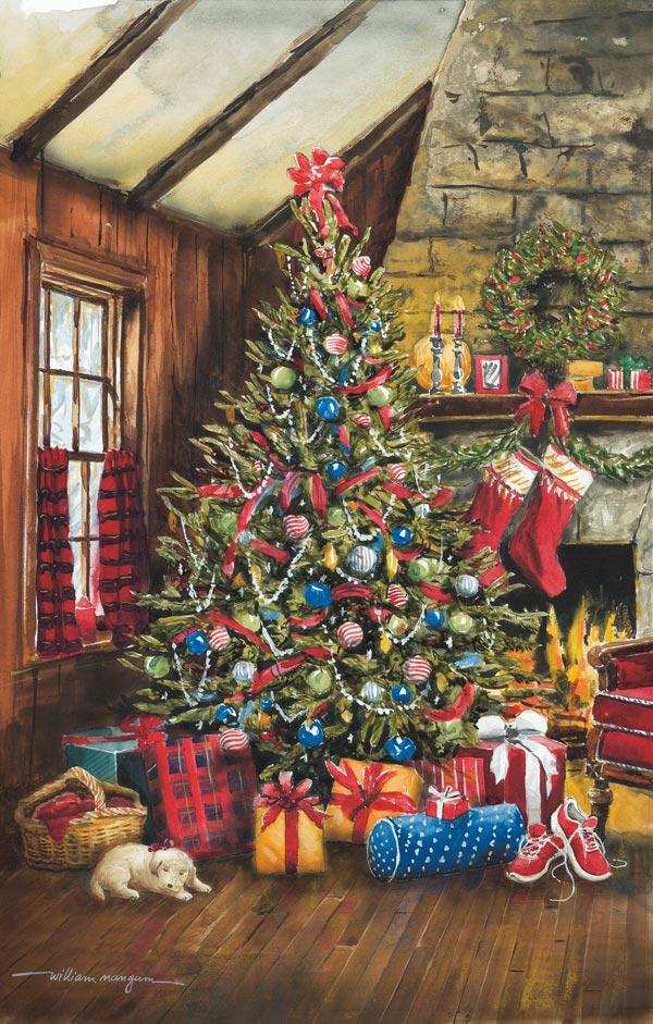 50523 O' Christmas Tree