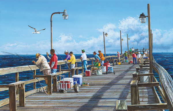 50530 Fishing Pier
