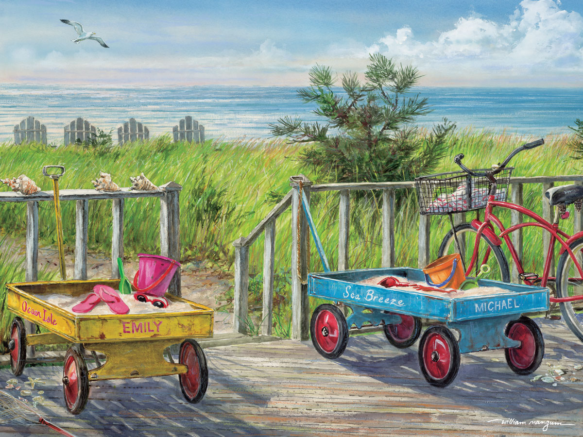 50557 Beach Buddies