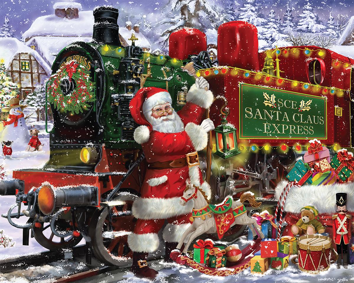 10714 Santa Claus Express